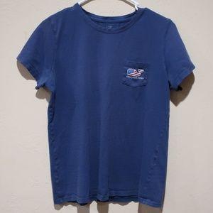 Vineyard Vines Women's T-shirt sz Medium